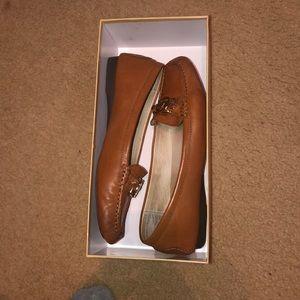 Michael Kors' loafers